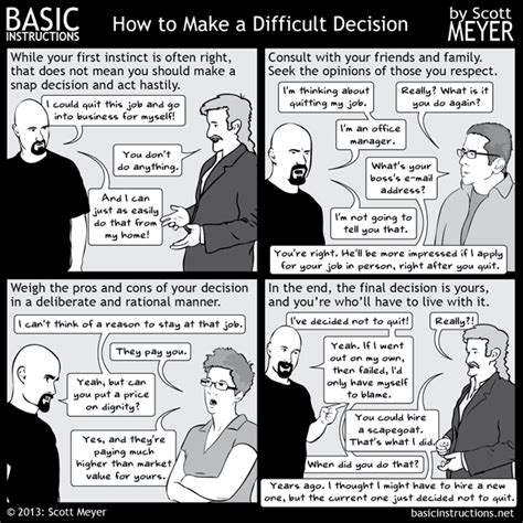 Difficult Decision To Make by How To Make A Difficult Decision Basic
