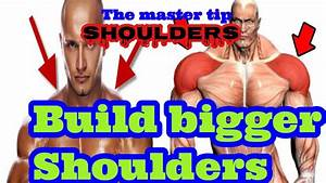 Shoulder Workouts  Bodybuilding Motivation 2019