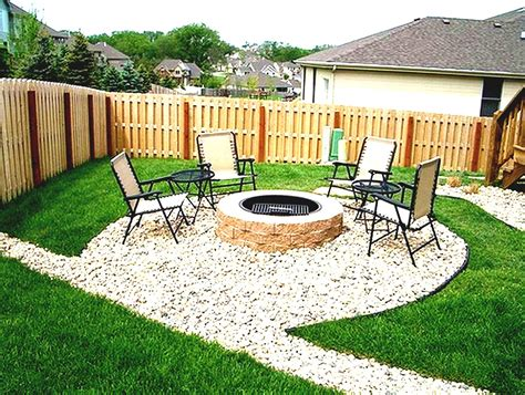Diy Fire Pit Plans Garden And Patio Simple Backyard House