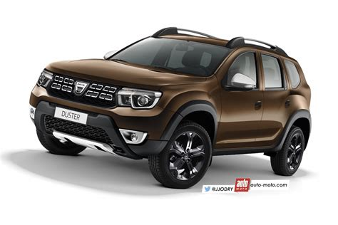 renault duster next gen dacia duster renault duster rendered with new info