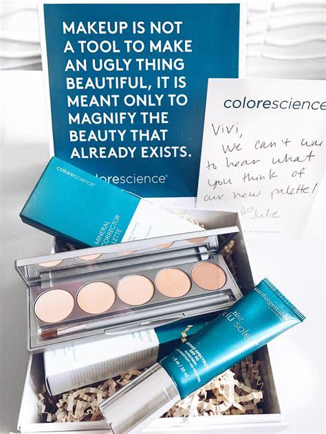pom mail dermalogica pur cosmetics milk makeup sky