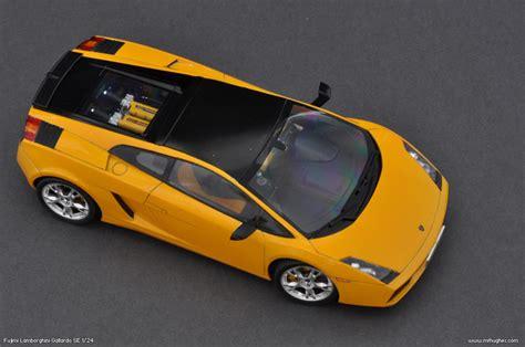 Fujimi Lamborghini Gallardo SE. 1/24 scale model kit ...