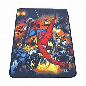Tapis Descente De Lit : tapis marvel superheroes d scente de lit 75 x 100 cm ~ Teatrodelosmanantiales.com Idées de Décoration