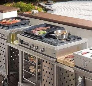 cuisine en dur terrasse comment réaliser un coin barbecue habitatpresto