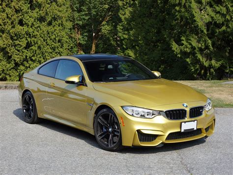 Review Bmw M4 Coupe by 2015 Bmw M4 Coupe Road Test Review Carcostcanada