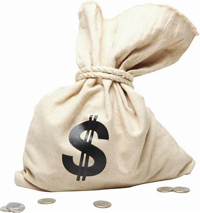 Money Bag Transparent Bags Background Clipart Clip