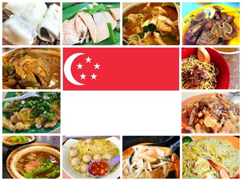 28 food things only from singapore would understand