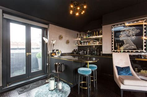 Kitchen Theme Ideas For Apartments - the mini bar apartment the perfect pied a terre for an affluent singleton in london
