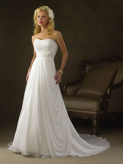 chic wedding dresses 7 chic strapless wedding dresses for your wedding day wedwebtalks