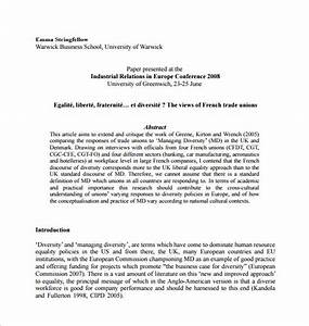 thesis research proposal sample paper