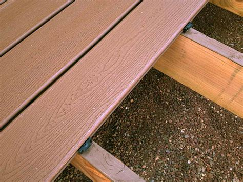 how to repairs how to install trex decking boards gossen decking aluminum decking