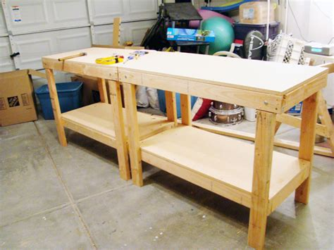 how to build a work bench how to build a workbench a concord carpenter