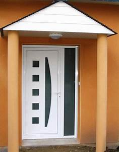Porte D Entrée Tiercée : porte tierce alu sous porche ~ Carolinahurricanesstore.com Idées de Décoration