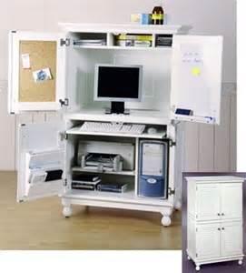 computer armoire computer desk home diy ideas