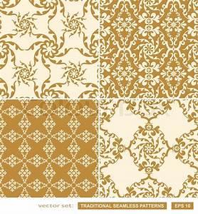 Stoffe Mit Muster : vintage hintergr nde klassische ornament sch ne nahtlose muster vektor wallpaper floral ~ Frokenaadalensverden.com Haus und Dekorationen