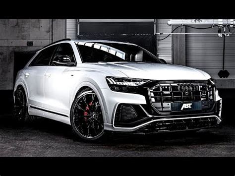 Audi Q8 2020 by 2020 2019 Audi Q8 Abt Kit Audi Q8 Tuning 2020 Audi