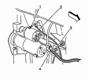 Starter Motor Replacement 5