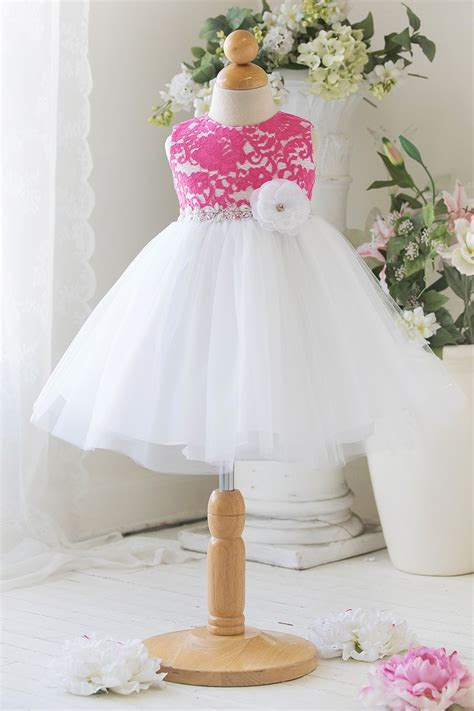 birthday dress for baby 1 year infant flower dresses baby