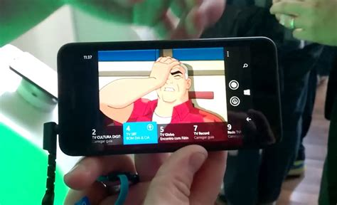 nokia lumia 630 with digital tv shows up in a on gsmdome