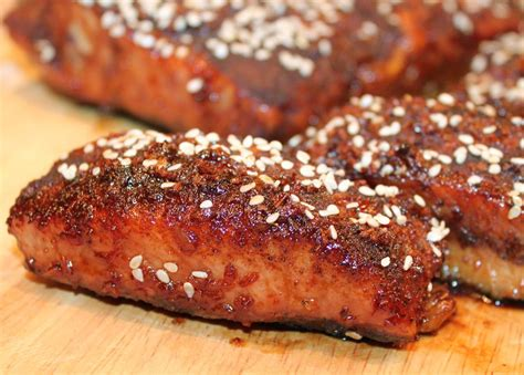 Baked Boneless Pork Ribs
