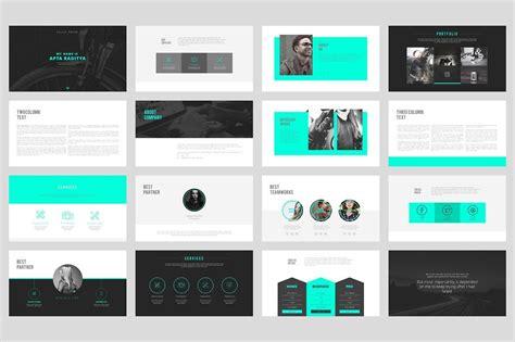 portfolio powerpoint template  angkalimabelas