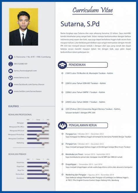 Meski boleh menggunakan template cv yang ada di internet, tapi pastikan kamu sudah menyuntingnya dulu. 20 Contoh CV Lamaran Kerja yang Menarik & Kreatif (Cara ...