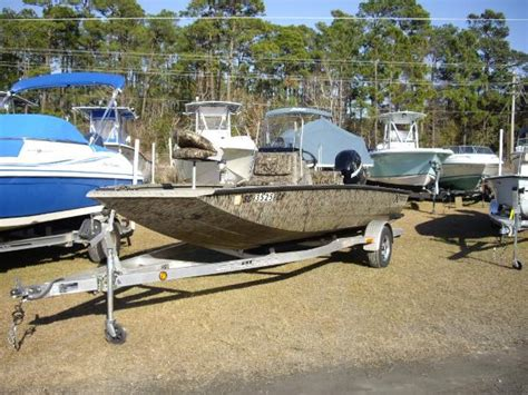 Xpress Skiff 165 Price by Used Aluminum Fish Boats For Sale In South Carolina United