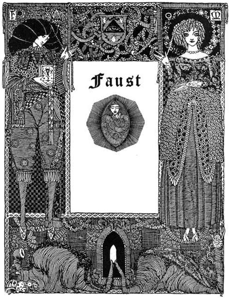 Faust, by Johann Wolfgang von Goethe