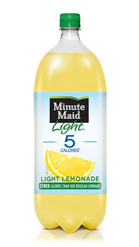 minute light lemonade light lemonade minute 174