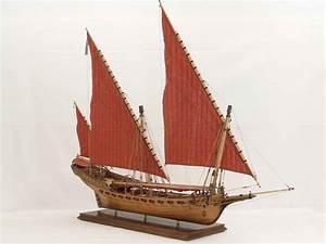 Photos Ship Model Arabian Chebec