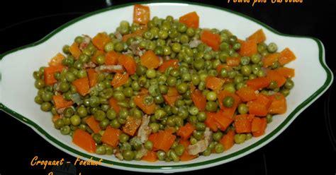 recette petits pois carottes