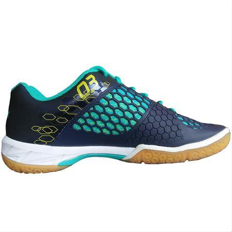 Yonex Power Cushion SHB03EX Badminton Shoes Navy Blue