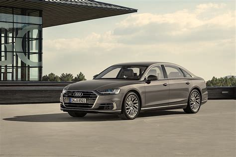 Audi A8 L Specs & Photos