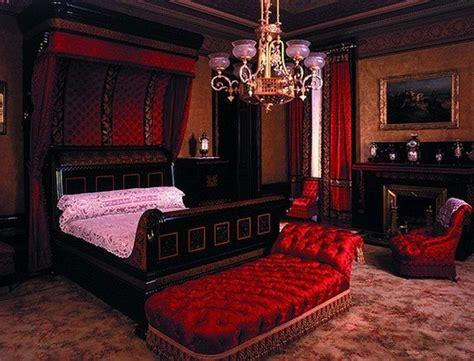 Bedroom Decor Ideas Gothic Bedroom  House Interior