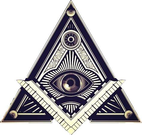illuminati triangle allseeingeye illuminati triangle freetoedit