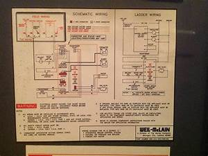 Electrical - Where To Connect Thermostat C Wire To Weil-mclain He2 Series 1 Boiler