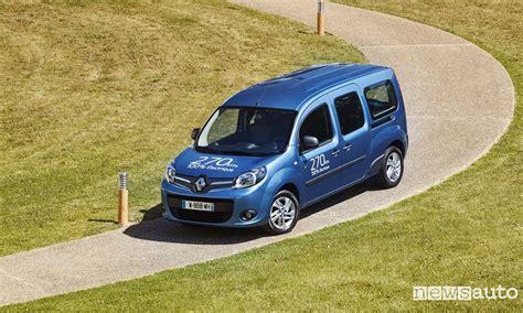 Nuovo Renault Kangoo Ze Newsautoit