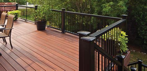 fiberon horizon decking cleaning horizon mission railing atlantic forest products