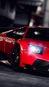 Iphone 5 wallpaper. Red Lamborghini.   Iphone 5 wallpapers ...
