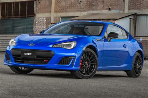 Subaru Brz 2018 Pricing And Spec Confirmed  Car News