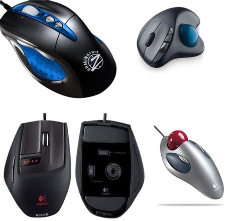 273afa49d6c ... Insten 1991139 2.4G Cordless 4 Keys Wireless Optical Mouse. Computer  Mice Vs Mice: Difference Between Optical And Laser Mouse