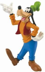 Bullyland Disney figurine, Goofy from Mickey Mouse Club House.