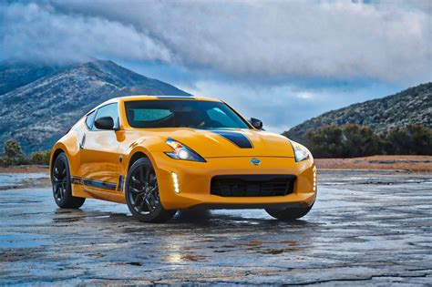 nissan 370z 2018 nissan 370z coupe heritage edition revealed the