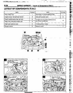 U042d U043b U0435 U043a U0442 U0440 U0438 U0447 U0435 U0441 U043a U0438 U0435  U0441 U0445 U0435 U043c U044b Mitsubishi Pajero 1991