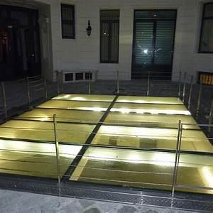 puit de lumire dans plancher salon dans une nouvelle With site pour plan maison 12 dalles et planchers de verre