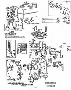 Briggs Engine Spec Chart