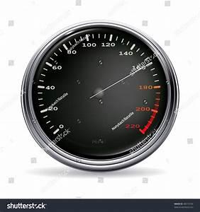 Speedometer, Vector - 48315109 : Shutterstock