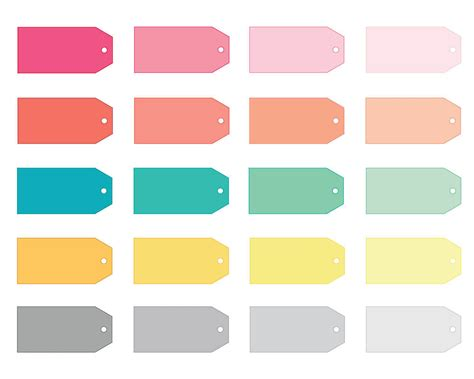 luggage tags clip art