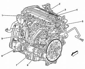 2002 Saturn Vue 2 Liter Ecotec Engine Diagram  Saturn