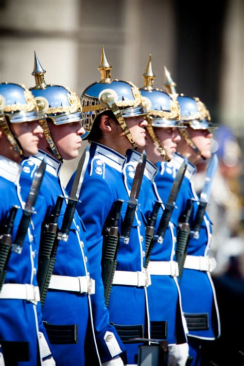 royal guards swedish armed forces